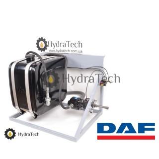 Гідравліка HYVA на тягач DAF для коробки ZF