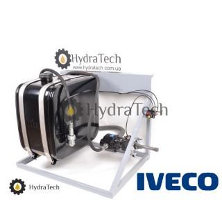 Гідравліка HYVA на тягач IVECO для коробки ZF