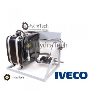 Гидравлика HYVA на тягач IVECO для коробки ZF
