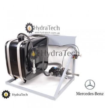 Гидравлика HYVA на тягач Mercedes Benz  без Intarder