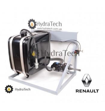 Гидравлика HYVA на тягач RENAULT для коробки ZF