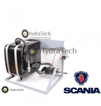 Гидравлика HYVA на тягач SCANIA для коробки передач (GRS 895, 905)