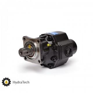 Гідравлічний шестерний насос HYVA 80L, ISO (4 болти)