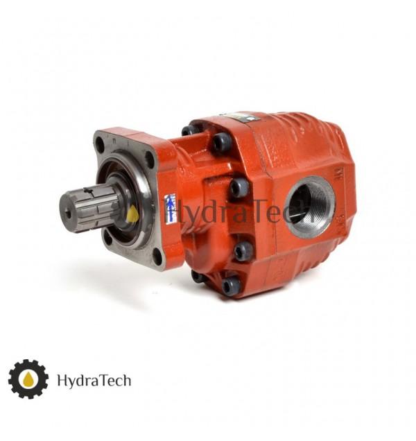Гідравлічний насос HydraTech 80L, ISO (4 болта), (лівий) для тягача RENAULT