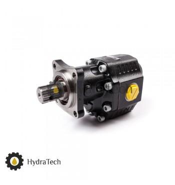 Гідравлічний насос HydraTech 80L, iso (4 болта), bi (лівий, правий) для тягача DAF