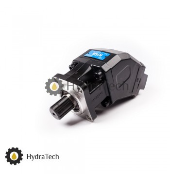 Гідравлічний плунжерний насос HYVA 80L, ISO (4 болта)