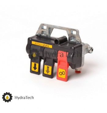 Пульт управления на три клавиши пневматический HydraTech