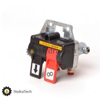 Пульт управления на две клавиши пневматический HydraTech