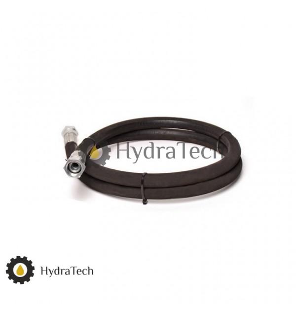 Гідравлічний шланг високого тиску 2,5м (прямий,прямий )